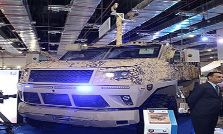 """""""إيديكس"""" الأيدى المصرية تصنع سيارة هاند ميد وهليكوبتر تمساح النيل"""