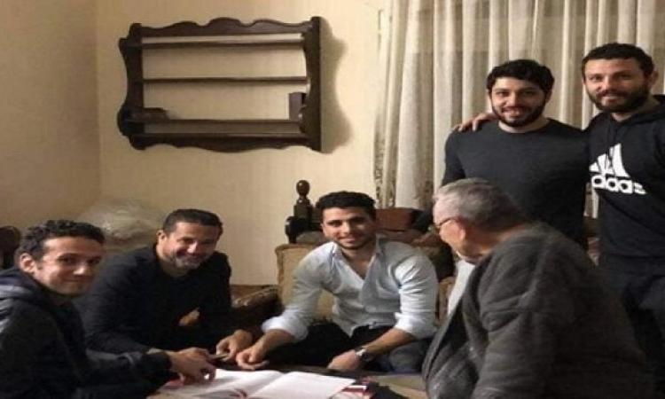 الأهلي يعلن رسمياً ضم نجم دجلة محمد محمود