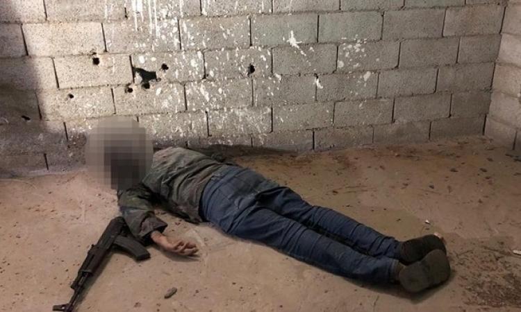 بالصور .. مقتل 40 إرهابياً فى تبادل لإطلاق النار مع قوات الأمن خلال مداهمة 3 أوكار إرهابية بالجيزة وشمال سيناء