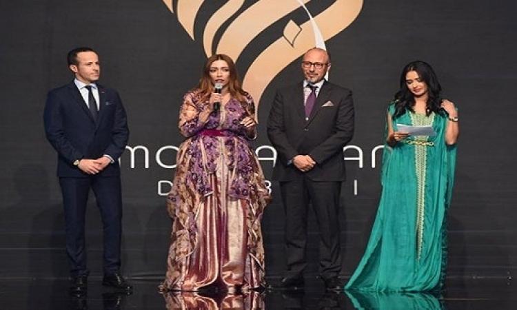 """دبى تستقبل عرض أزياء """"مرقفطان"""" برعاية من المكتب السياحي المغربي بأبوظبي"""
