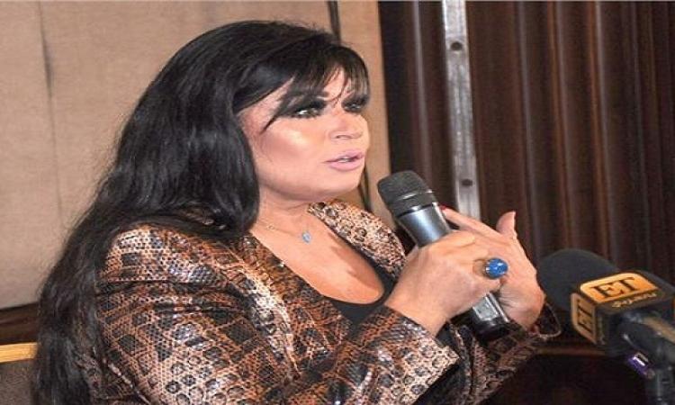 فى مؤتمر صحفى .. فيفى عبده تعلن عودتها للرقص : انا تاريخ !!