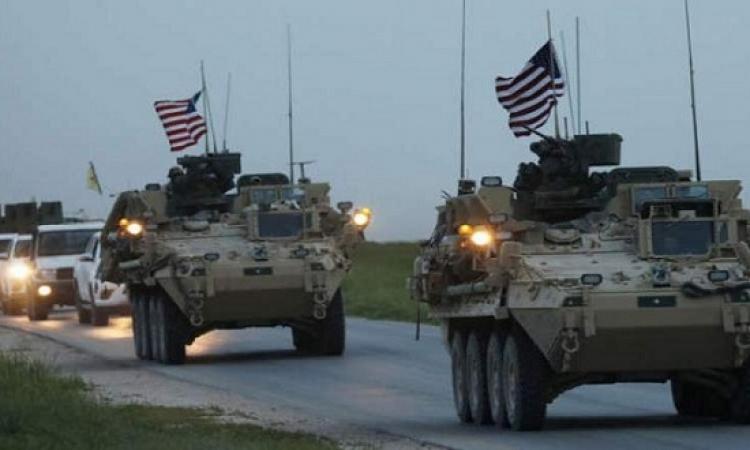 القوات الامريكية تبدأ انسحابها من سوريا وتخلى اول قاعدة فى الحسكة