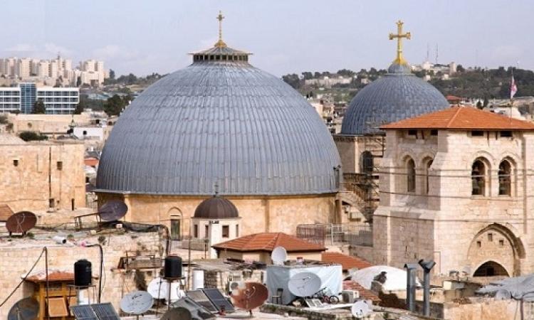 رؤساء كنائس القدس ينتصرون للمرة الخامسة على قانون عنصرى إسرائيلى