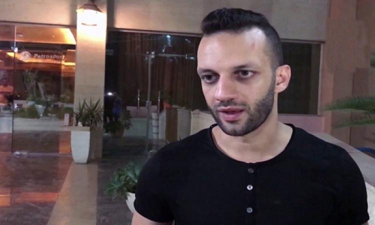 أمير مرتضى يرفض التعقيب على ضم المهاجم المغربى خالد بوطيب