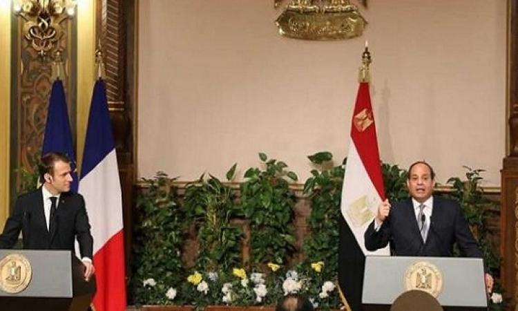 قمة السيسي-ماكرون تُعيد ملف الحريات بمصر للواجهة