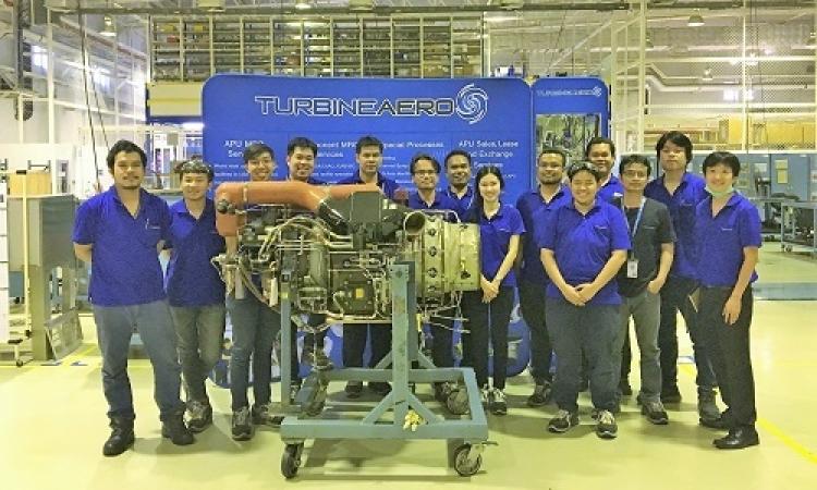 توربين آيرو تعلن الاستحواذ على أعمال إصلاح مكونات الطاقة من تريومف