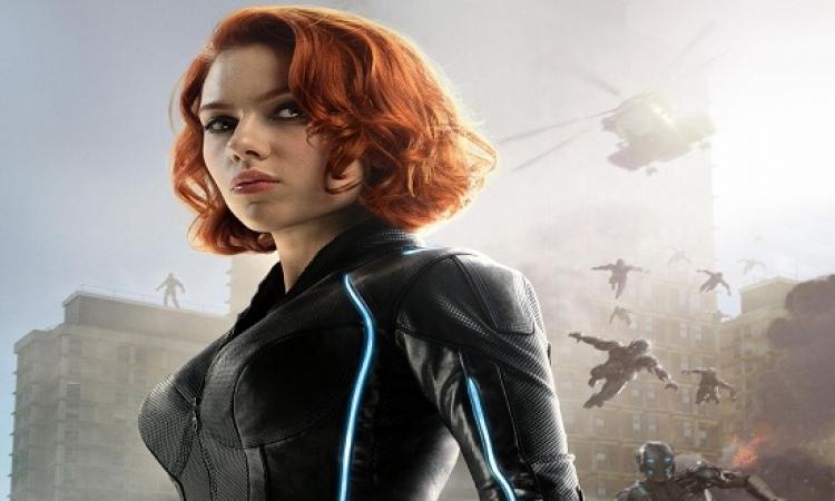 سكارليت جوهانسن تبدأ تصوير فيلم Black Widow