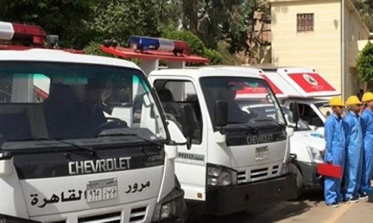 الإدارة العامة للمرور تنشر سيارات الإغاثة على المحاور الرئيسة
