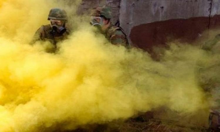 عالم عراقى يعترف بمساعدة داعش فى تصنيع قنابل غاز الخردل