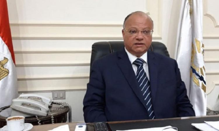 بعد انهيار صخرة منشأة ناصر .. محافظ القاهرة : نجونا من كارثة