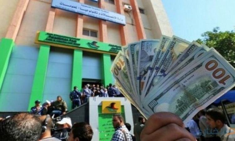 إسرائيل توافق على دخول الأموال القطرية لقطاع غزة