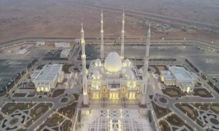 السيسي يفتتح اليوم مسجد وكاتدرائية العاصمة الإدارية
