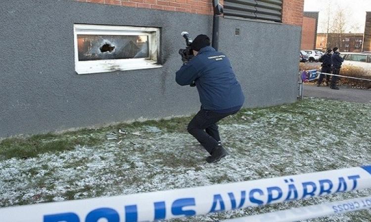 إطلاق النار على مسجد بمدينة مالمو السويدية