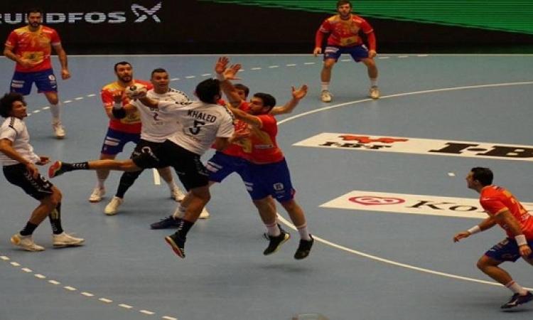 مصر تخسر أمام إسبانيا بمونديال اليد وتكتفى بالمركز الثامن