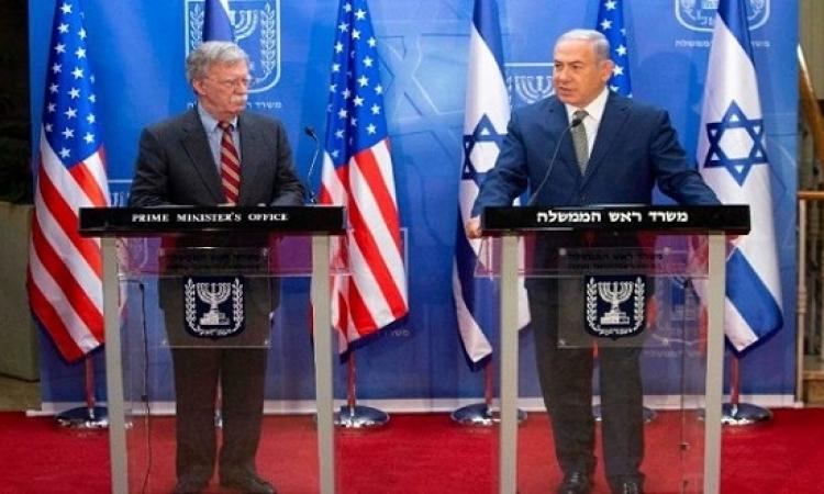نتانياهو يطلب من أمريكا ضم الجولان السورية المحتلة