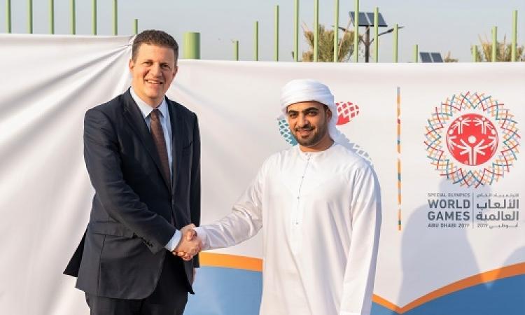 نفط الهلال تبرم مذكرة تفاهم لرعاية الأولمبياد الخاص الألعاب العالمية أبوظبي