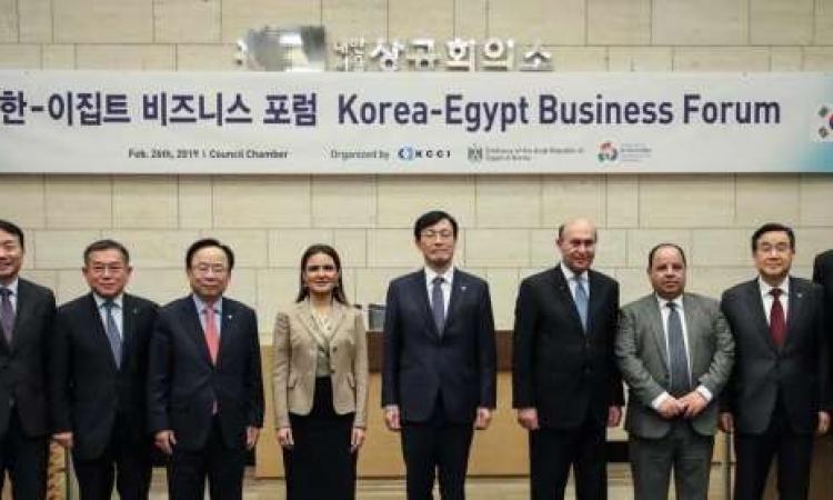 """كوريا الجنوبية """"تُنافس"""" على """"كعكة"""" أفريقيا باستثمارات جديدة في مصر"""