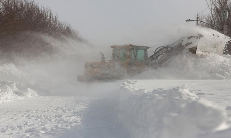 مصرع 12 شخصا بالولايات المتحدة بسبب الطقس السىء