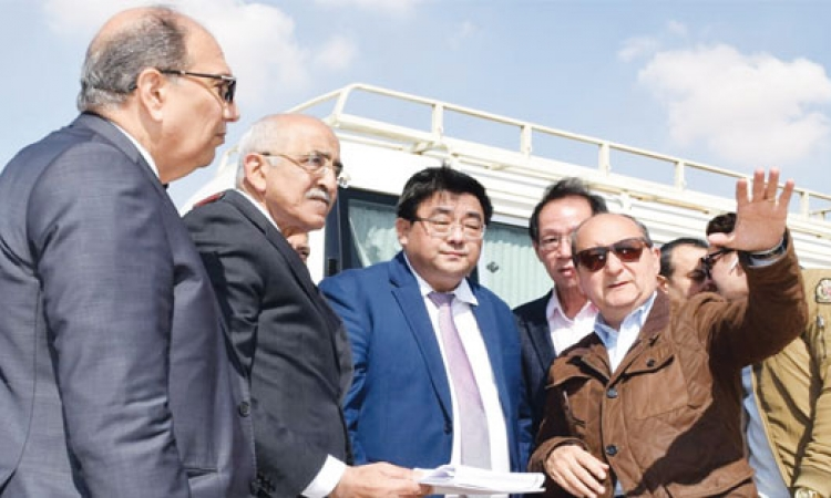استثمارات صينية تطرق أبواب مدينة الروبيكي