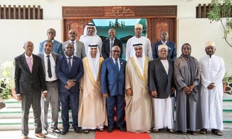 صندوق أبو ظبي للتنمية يمّول مشاريع تنموية في جزر القمر بقيمة 184 مليون درهم