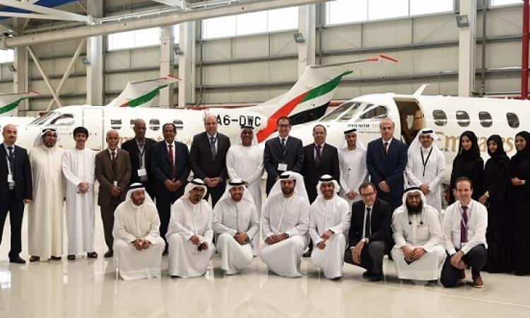 اختتام فعاليات البرنامج الدولي لقادة الطيران المدني بالامارات