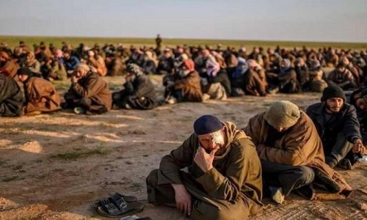 إجلاء 200 متشدد من آخر جيب لداعش بشرق سوريا