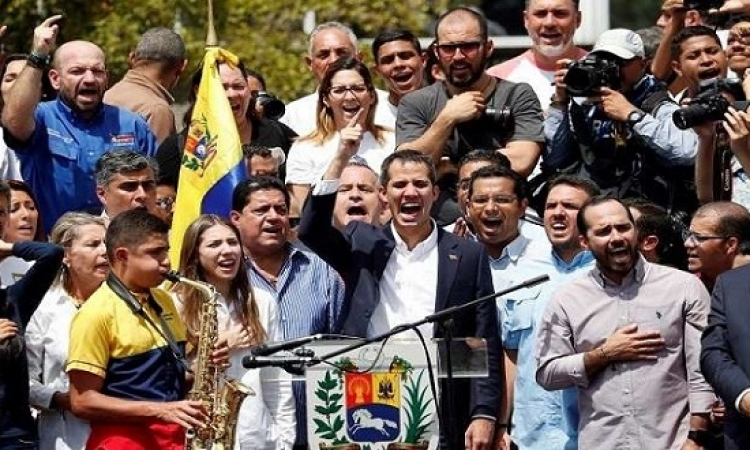 جوايدو يدعو انصاره لمظاهرات حاشدة اليوم