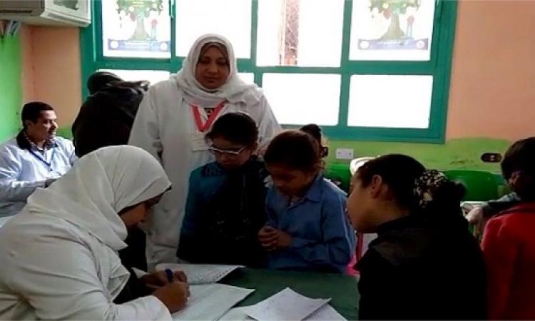 اليوم .. انطلاق المرحلة الثانية لمبادرة الكشف عن أمراض السمنة لطلبة المدارس