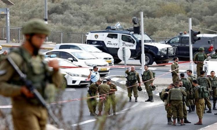 الجيش الإسرائيلى : مقتل فلسطينيين وإصابة ثالث بعد دهسهم جنودا بالضفة
