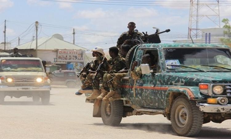 قتلى وجرحى فى تبادل لإطلاق النار بين مسلحي حركة الشباب والقوات الحكومية جنوب الصومال