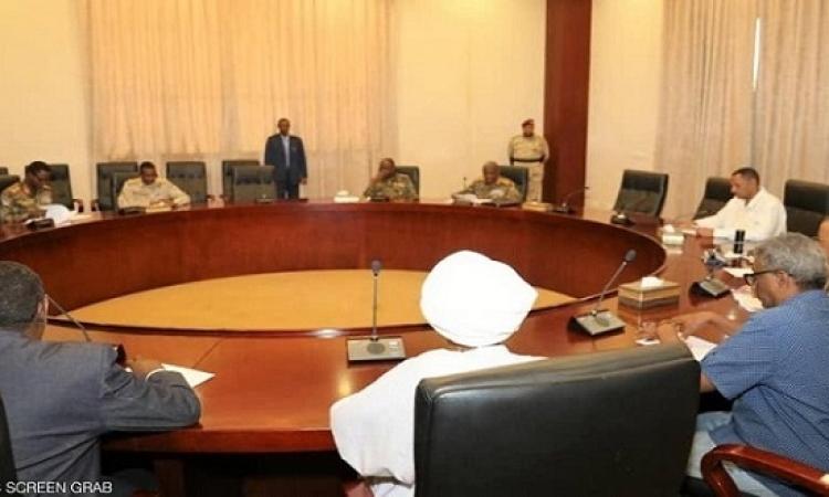 استئناف مفاوضات الإعلان الدستورى اليوم فى السودان