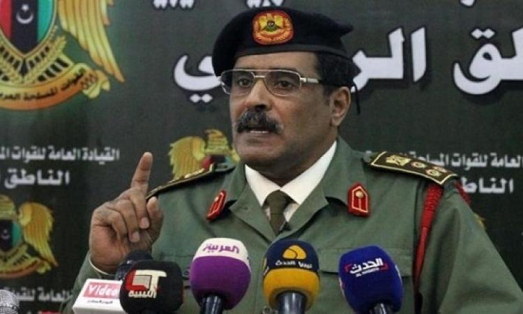 المسمارى : قيام تركيا بإرسال إرهابيين إلى ليبيا يهدد الأمن القومي لدول المنطقة