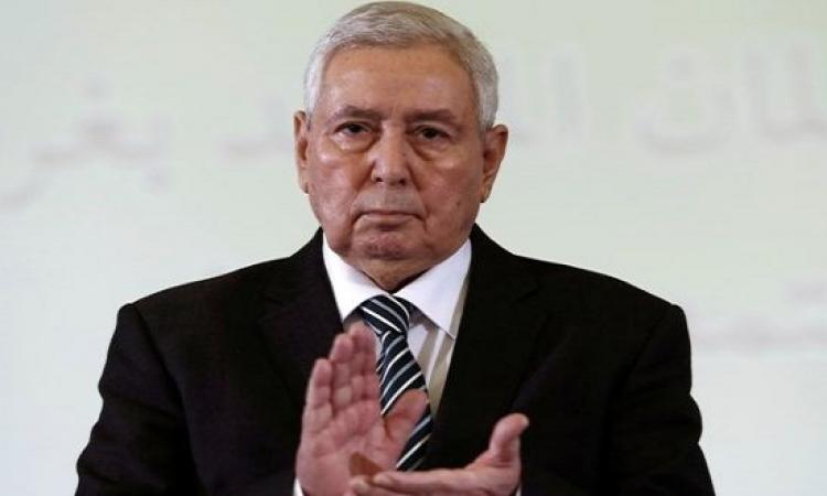 الرئيس الجزائرى: الحوار هو السبيل الوحيد لتنظيم الانتخابات الرئاسية فى موعدها