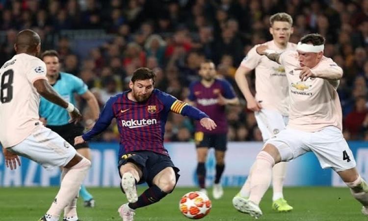 إسبانيول يخشى الهبوط أمام برشلونة فى ديربى كتالونيا