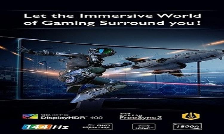 بينكيو تقدم شاشة 32 بوصة لتتيح لك خوض تجربة ألعاب ممتعة