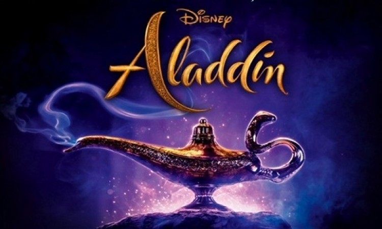 فيلم علاء الدين يتصدر إيرادات السينما الأميركية