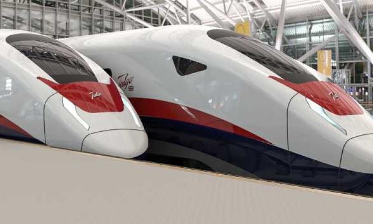 6 قطارات جديدة لتطوير السكك الحديدية بتكلفة 157 مليون يورو