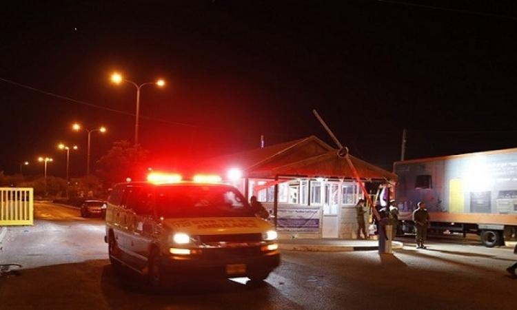 إصابة رجال أمن فلسطينى فى نابلس فى اشتباك مسلح مع قوات إسرائيلية