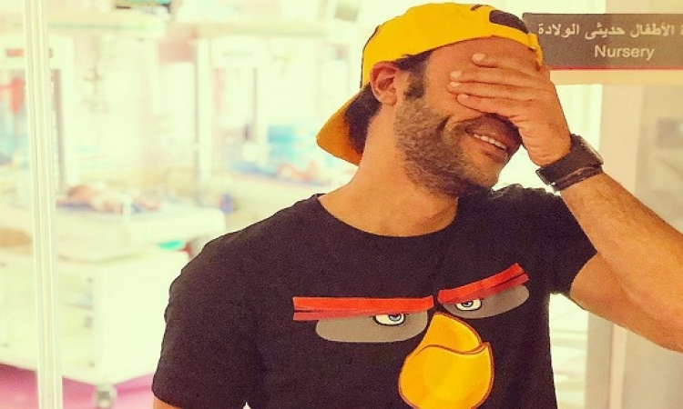 """بعد إنجابه خديجة.. محمد إمام: أول مرة أحس بجملة """"حياته اتقلبت 180 درجة"""""""