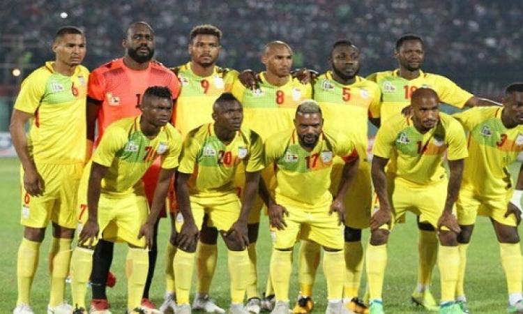 بنين يواجه غينيا بيساو فى لقاء البحث عن فوز تاريخي