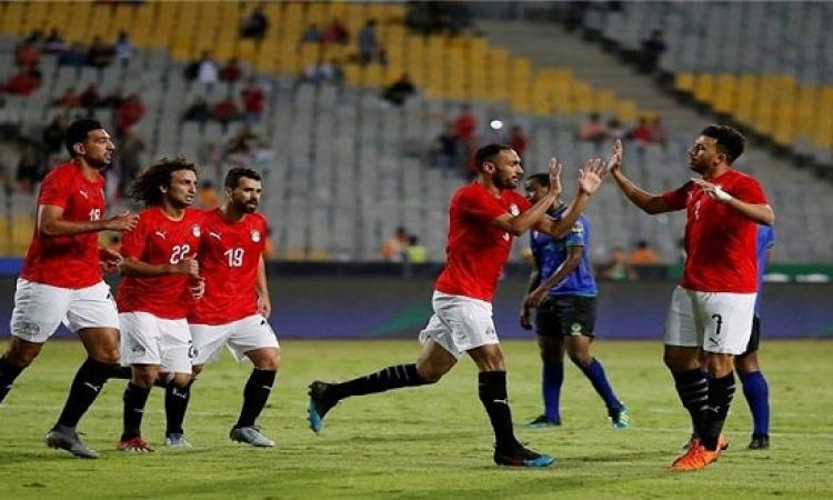 الليلة .. مصر تخوض ثانى وآخر لقاءاتها الودية امام غينيا قبل الكان