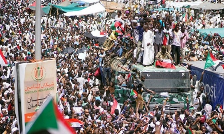 نحو 190 قتيلاً وجريحا فى مظاهرات 30 يونيو بالسودان