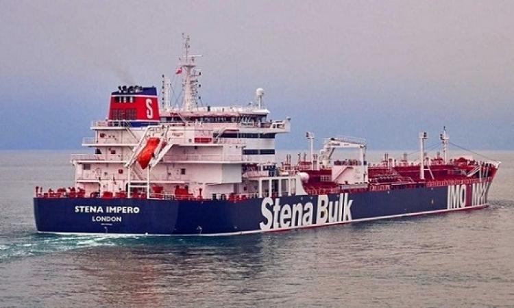 إيران تحتجز ناقلة نفط بريطانية وتنقلها إلى ميناء بندر عباس
