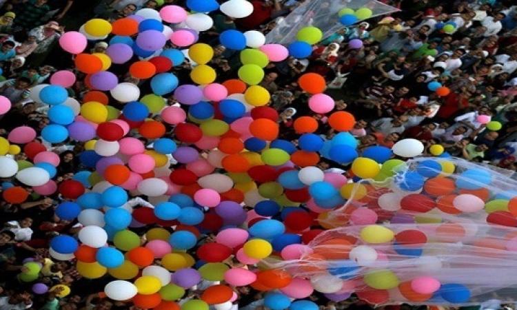 بالشغف والفرح يتهيأ المسلمون لاستقبال أول أيام عيد الأضحى المبارك