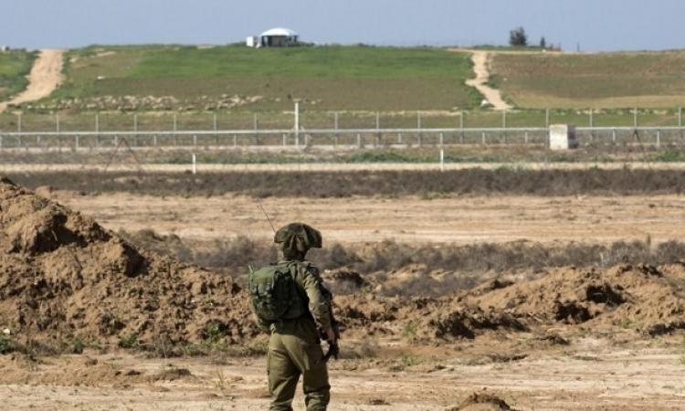 الجيش الإسرائيلى يقتل 4 فلسطينيين عند حدود قطاع غزة