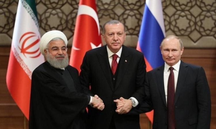 قمة ثلاثية روسية – إيرانية – تركية فى أنقرة لضمان سريان الهدنة فى أدلب السورية