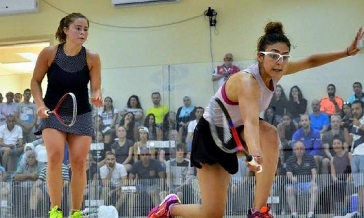 4 مواجهات قوية للمصريين اليوم فى دور الـ16 ببطولة فرنسا المفتوحة للاسكواش