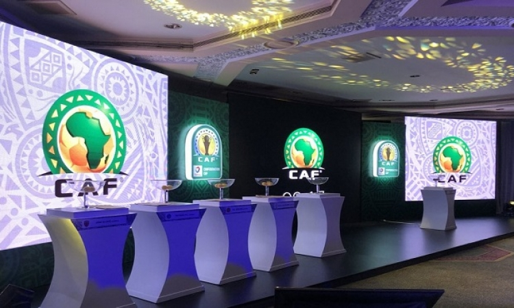 سحب قرعة دور المجموعات فى دورى أبطال أفريقيا مساء اليوم