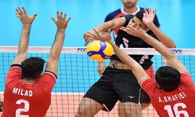 مصر تخسر أمام كندا 3 / 2 فى مونديال اليابان للكرة الطائرة رجال