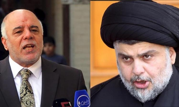 العبادى والصدر يدعوان لاستقالة الحكومة العراقية واجراء انتخابات مبكرة